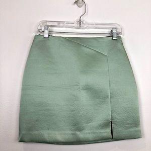 Kate Spade Saturday Crossover Neoprene Skirt NWT